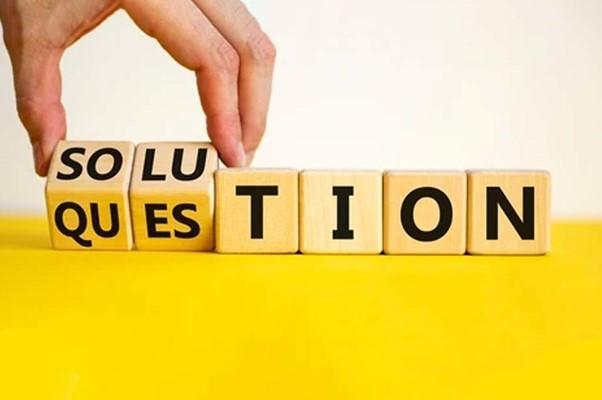 Event Lead Capture Question Solution