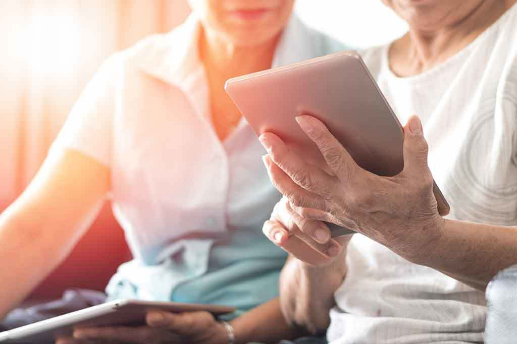 Feature Care home tech