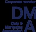 DMA Corporate member logo web navy
